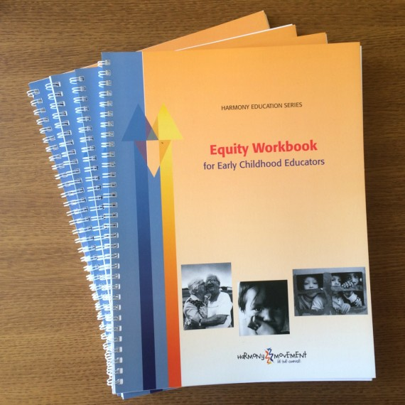 Early Childhood Educator's Equity Workbook